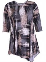 Smart Tunika i plussize str. 44-58 i Super Flot Print