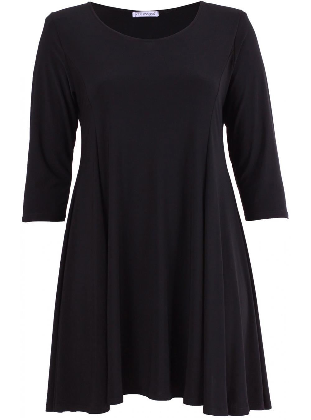 online retailer 2cadc e90d4 Tunika/Kjole, Sort